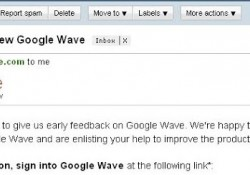 Google-Wave-Invite