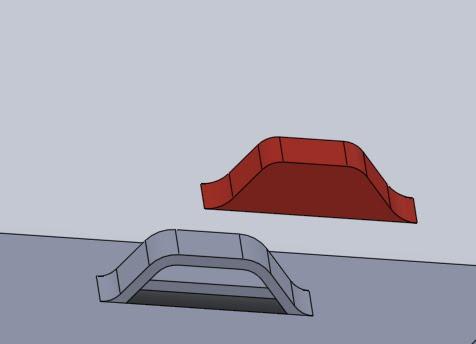Forming Tool Cswp Sheet Metal 3d Engineer