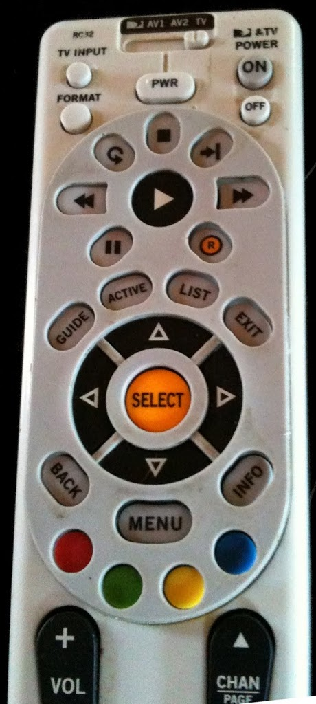 Direct Tv Remote