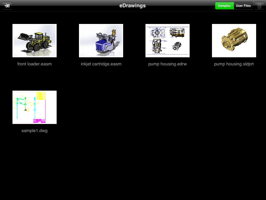 EDrawings iPad App Review - 3D Engineer