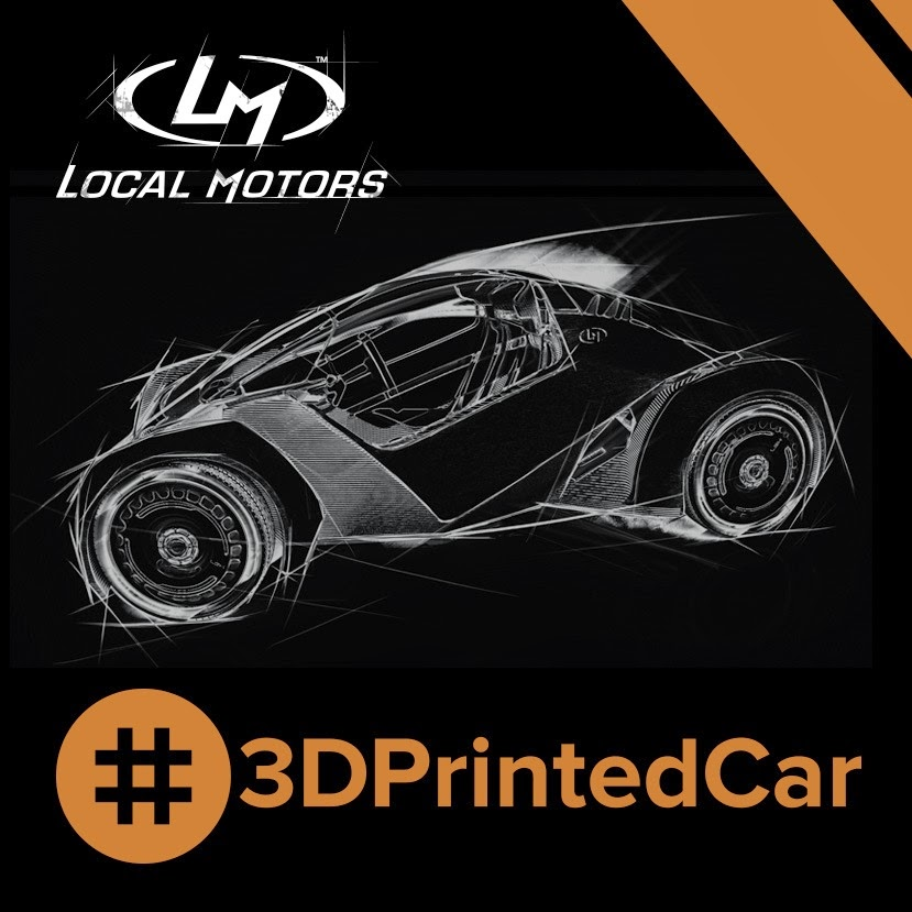 Parts or Full Cars - 3D Printed Vehicles - 3D Engineer