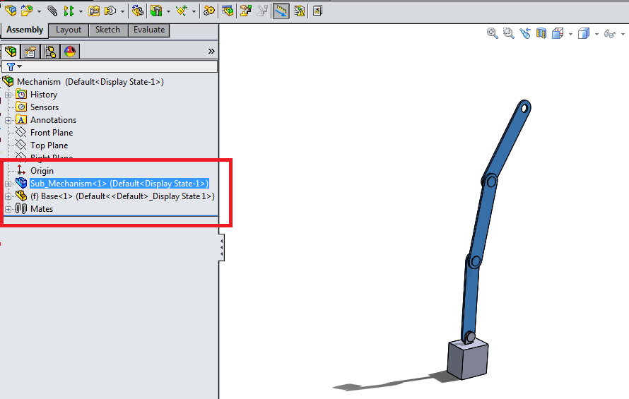 Solidworks Tutorial: How to Use Rigid and Flexible