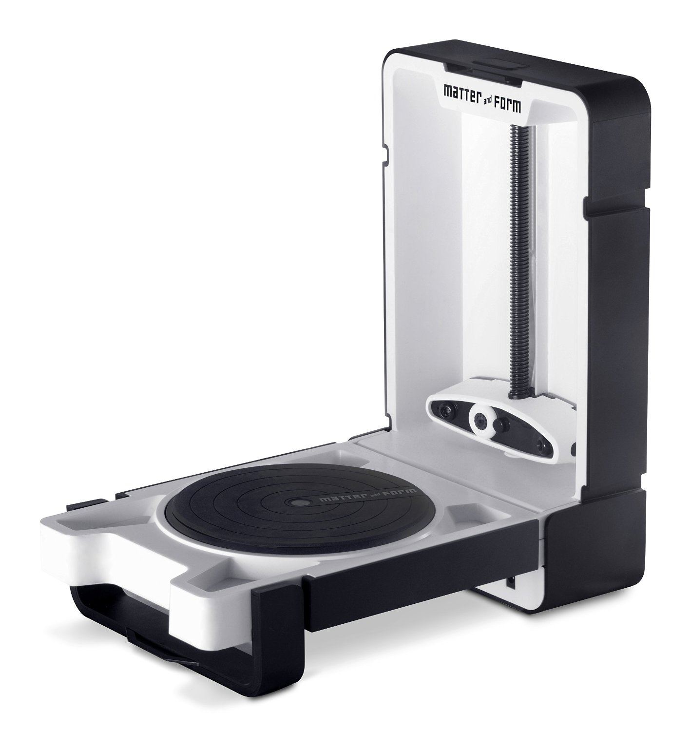 Matter and Form 3D Scanner Review - 3D Engineer