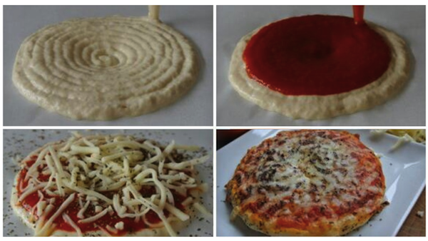 3d print Food