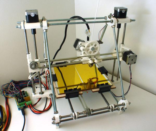 3d printed printer RepRap
