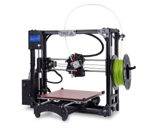 LulzBot TAZ 5 3D Printer Review