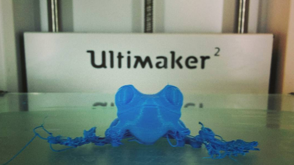 ultimaker 2 3d printer library school program