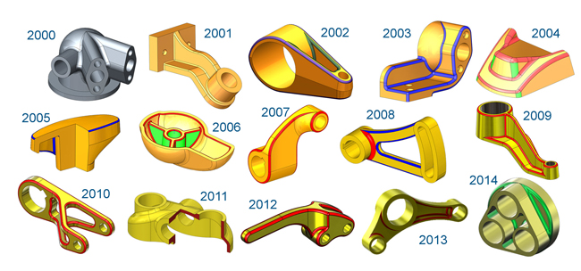 SOLIDWORKS model mania
