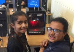 makerbot 3d printer school program