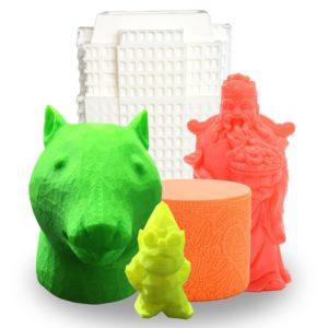 QIDI X-one 3D Print Examples