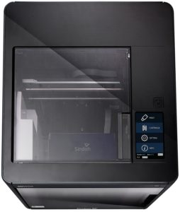Sindoh DP200 3DWOX 3D Printer Overhead View