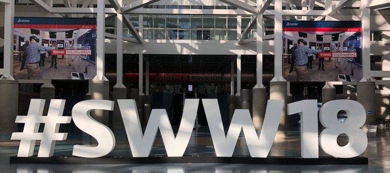 SOLIDWORKS WORLD 2018 3D CAD EVENT Highlights - 3D Engineer